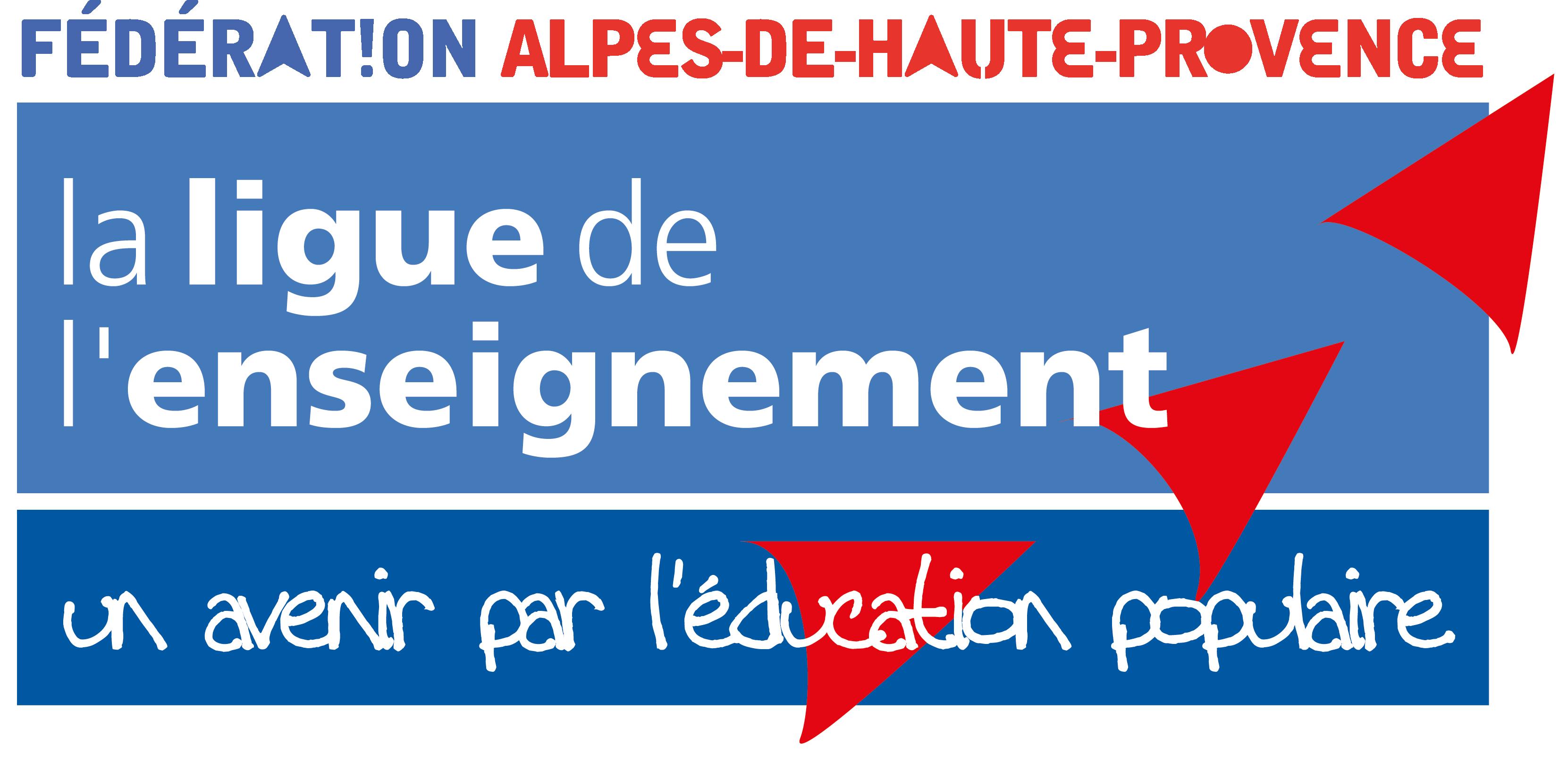 La ligue de l'enseignement des Alpes-de-Haute-Provence