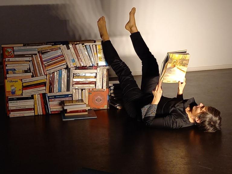 0. Danser avec les livres